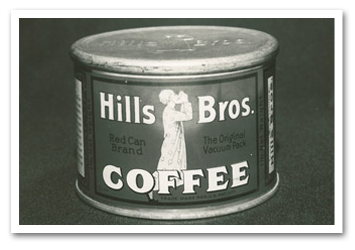 Hills Bros can